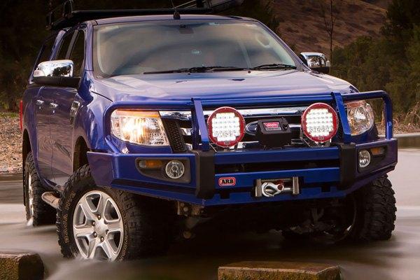 Arb 3500520 wiring loom for intensity led lights intensity led lights on ford ranger mozeypictures Images