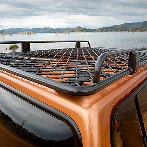 ARB® 3800200 - Steel Touring Roof Cargo Basket for Roof ...