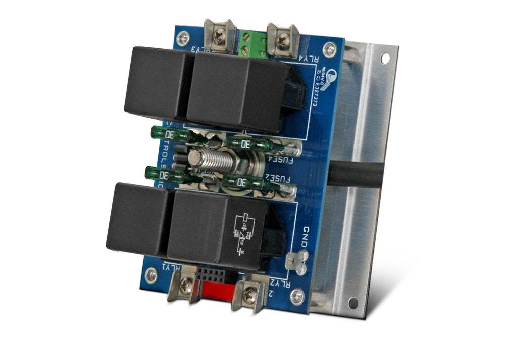 high current relay module arc\
