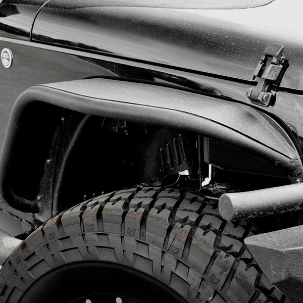 Top 5 Aggressive Fender Flares For Your Jeep Wrangler