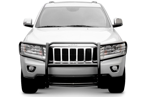 aries jeep grand cherokee 2012 one piece grille guard. Black Bedroom Furniture Sets. Home Design Ideas
