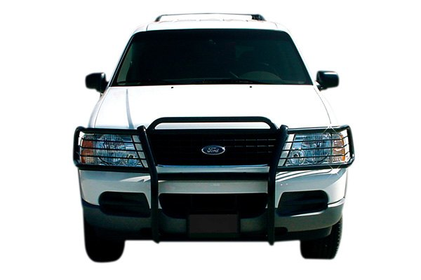 aries ford explorer 2002 2003 one piece grille guard. Black Bedroom Furniture Sets. Home Design Ideas