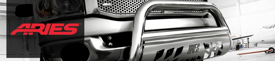 Aries - Grille Guards