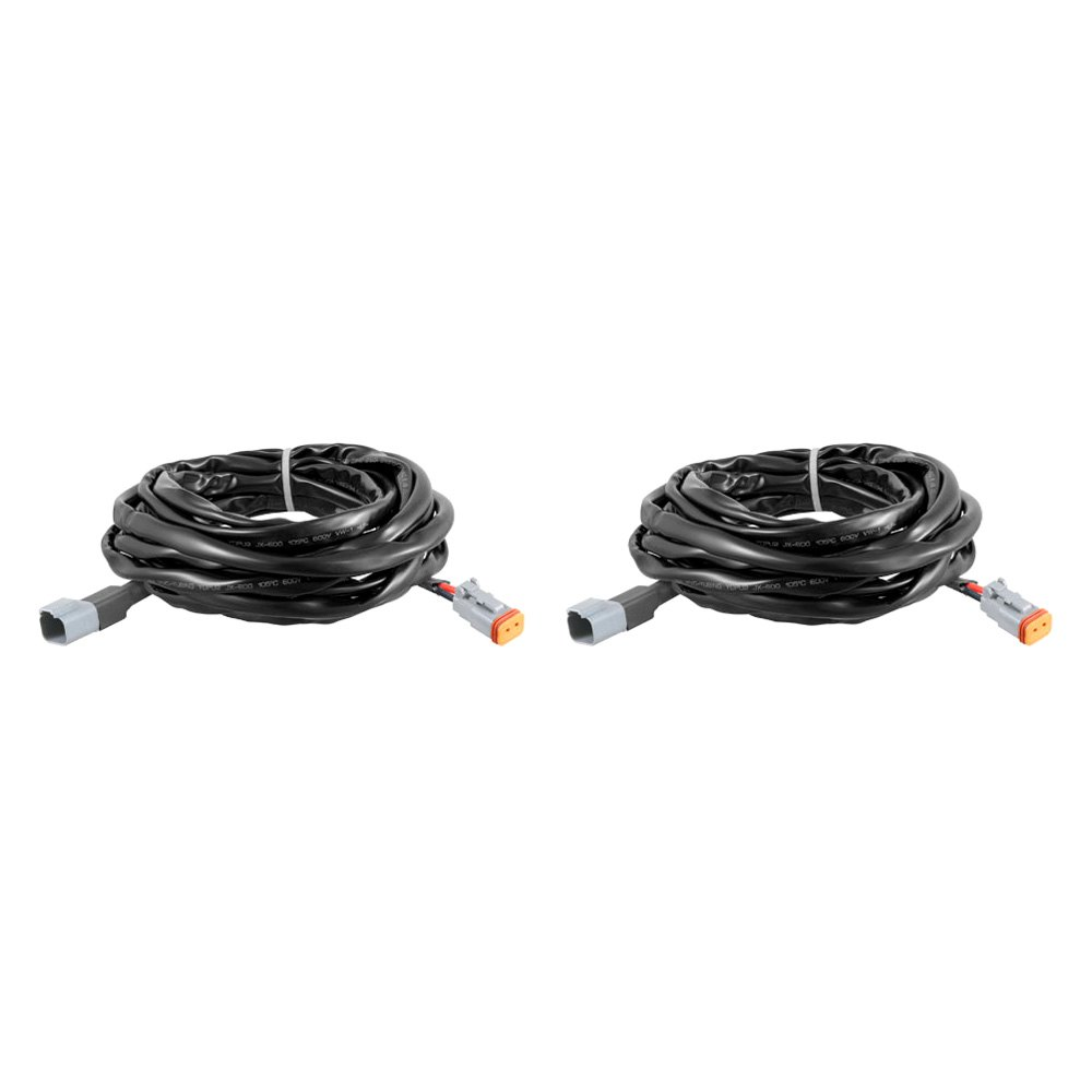 Cool Aries 1501243 Wiring Harness Extension For 2 Lights Wiring 101 Archstreekradiomeanderfmnl