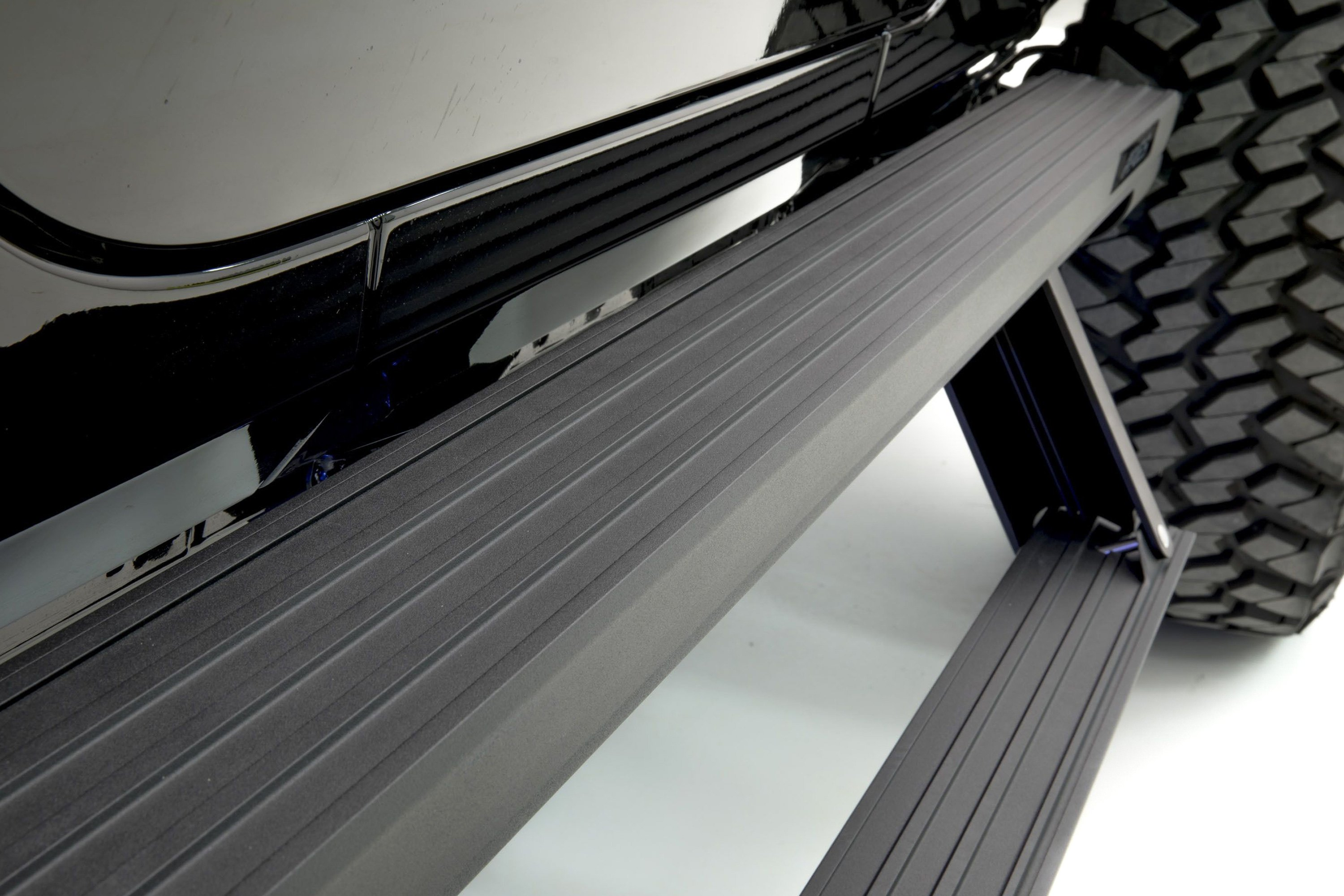 For Jeep Wrangler 18 Running Boards 3 3 Quot Actiontrac