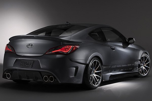 ark performance hyundai genesis coupe 2011 expression. Black Bedroom Furniture Sets. Home Design Ideas