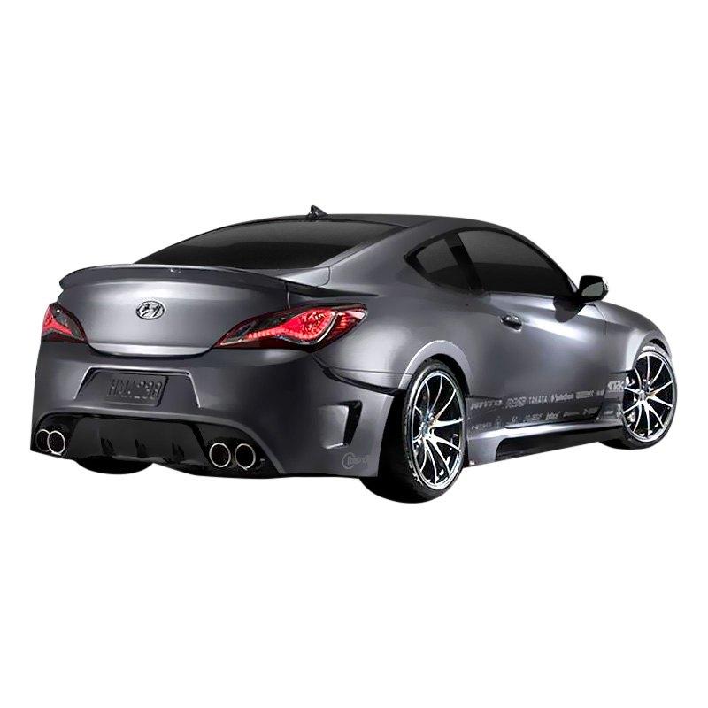 2013 Hyundai Genesis Coupe 3 8 Body Kit