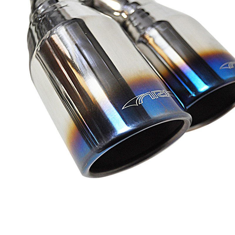 ARK Performance® - GRiP™ 304 SS Cat-Back Exhaust System with Quad Rear Exit