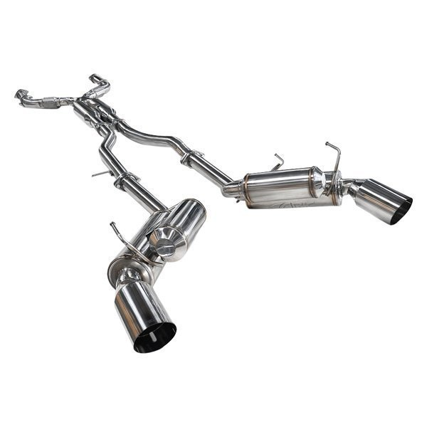Grip  Ss Cat Back Exhaust System