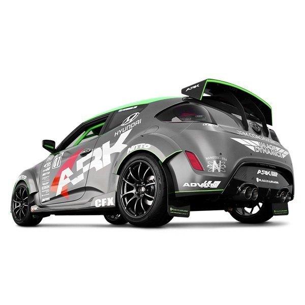12 Hyundai Veloster: For Hyundai Veloster 12-17 ARK Performance C-FX Carbon