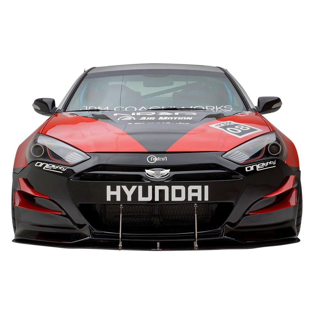 Ark Performance Hyundai Veloster 2016 C Fx Fiberglass Front Bumper Lip Kit
