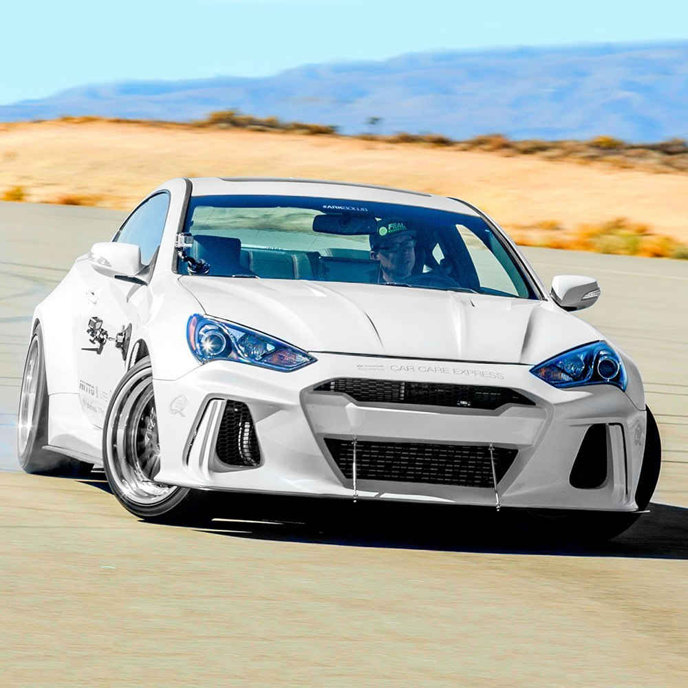ark performance hyundai genesis coupe 2013 2016 solus. Black Bedroom Furniture Sets. Home Design Ideas