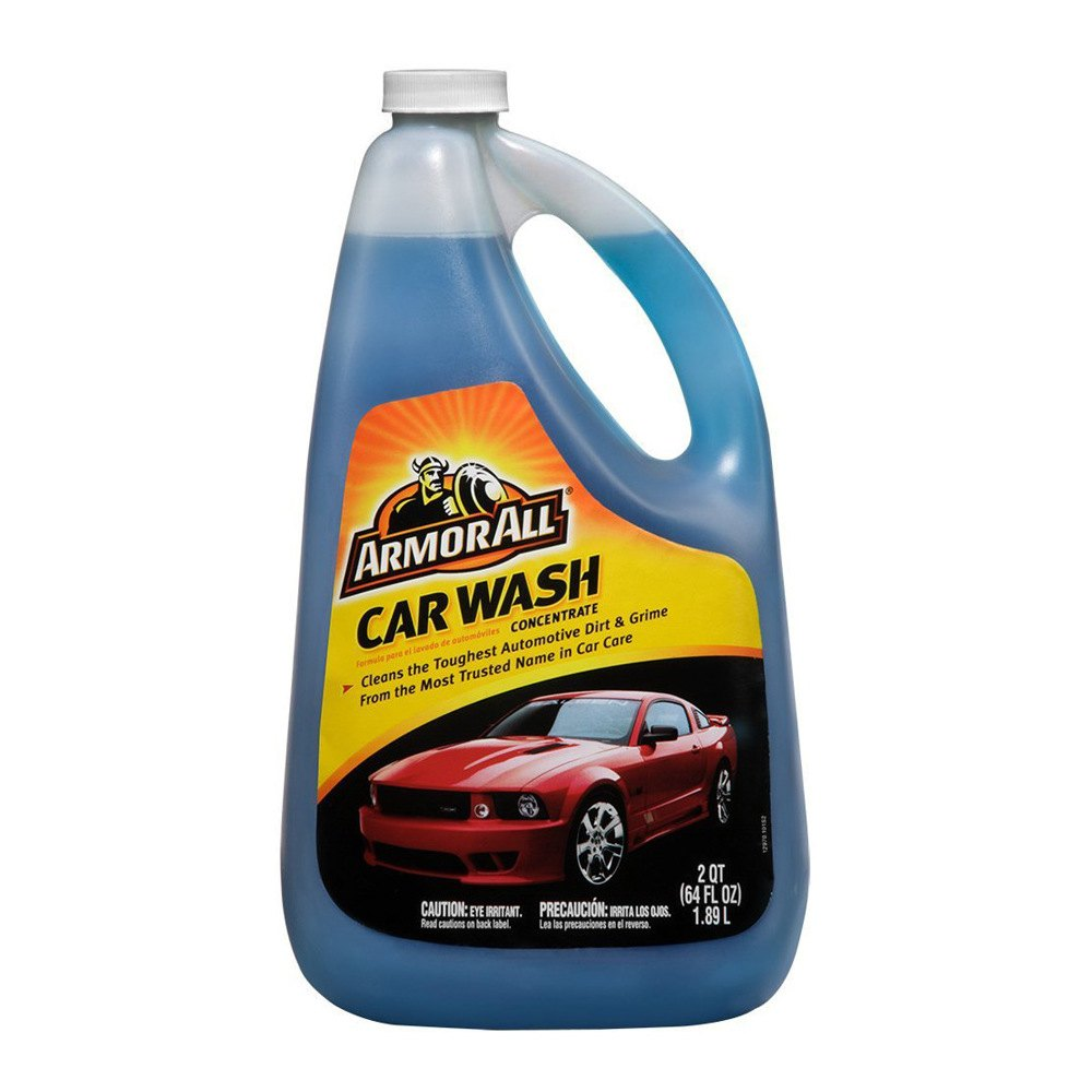 Armor All 174 Car Wash Concentrate
