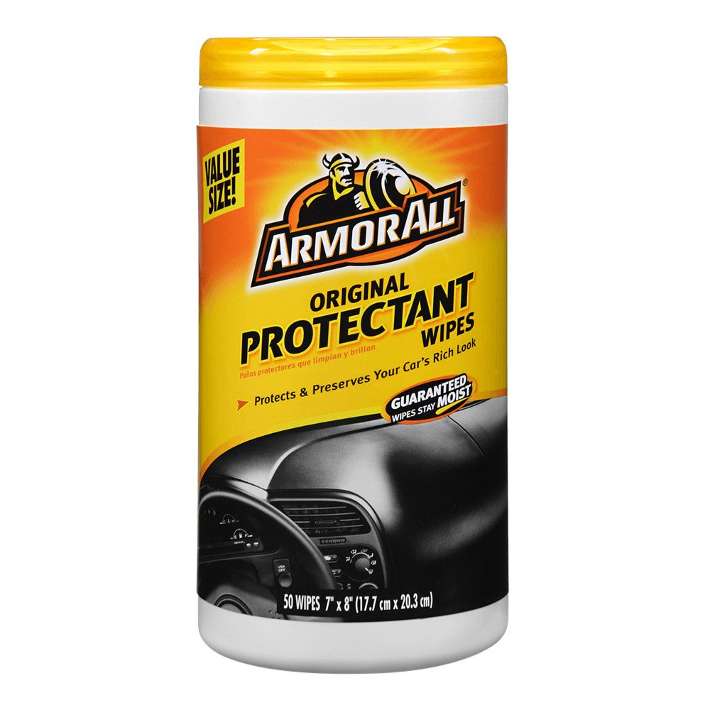 armor all 10834 protectant wipes. Black Bedroom Furniture Sets. Home Design Ideas