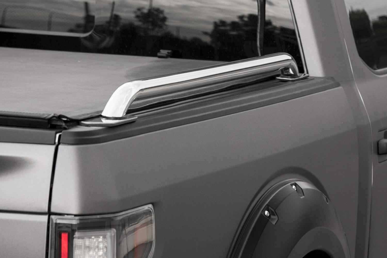 Truck Side Rails >> Armordillo 7167131 Chrome Truck Bed Rails