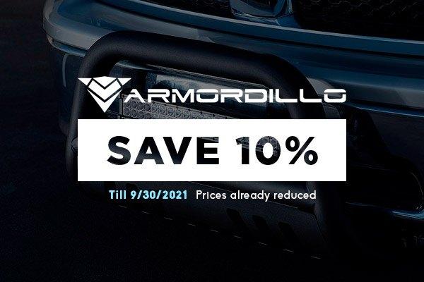 Armordillo Promo