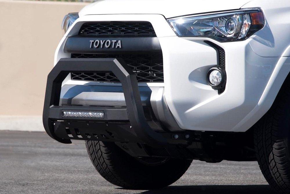 Armordillo USA 7170131 AR Series Bull Bar Fits 2007-2019 Toyota Tundra Matte Black
