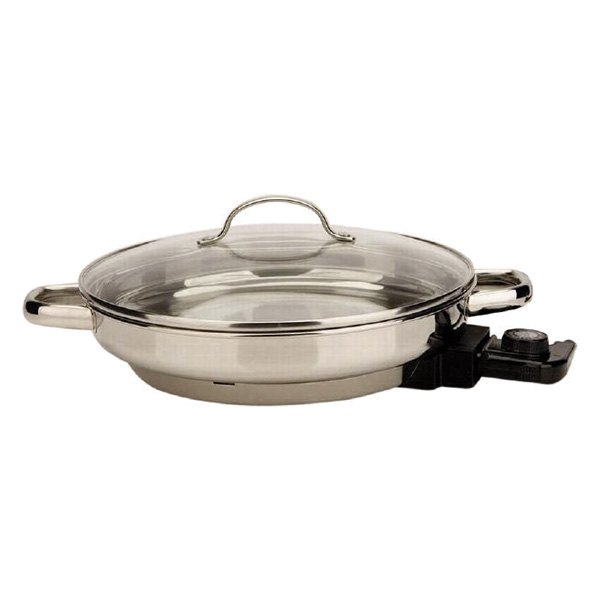 Aroma Afp1600s Gourmet Series Stainless Steel Electric