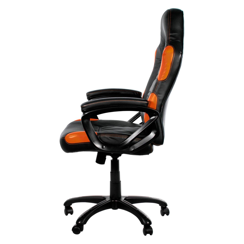 Arozzi ENZO OR Enzo Series Black Orange Gaming Chair