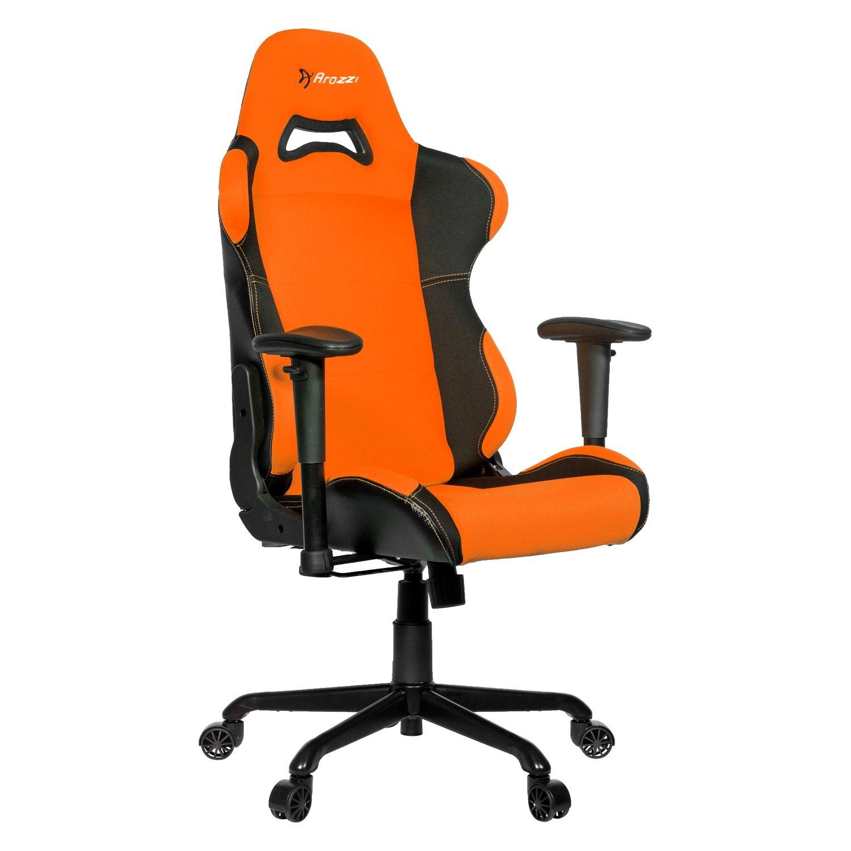 Arozzi TORRETTA OR Torretta Series Black Orange Gaming Chair