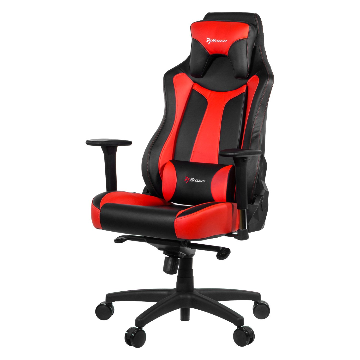 Marvelous Arozzi®   Vernazza Series Black/Red Gaming Chair