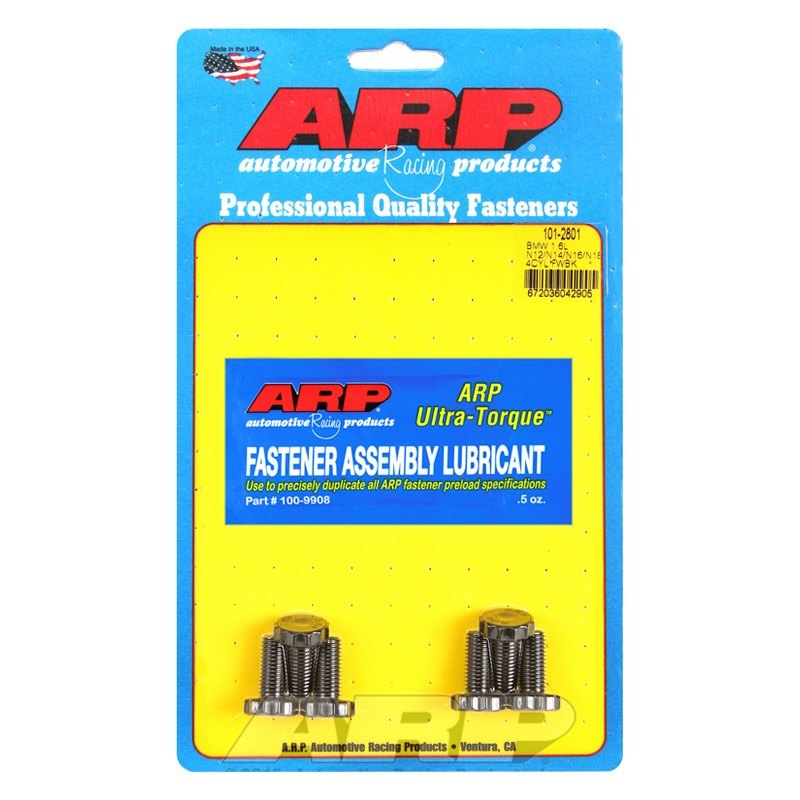 ARP 101-2802 Flywheel Bolt Kit
