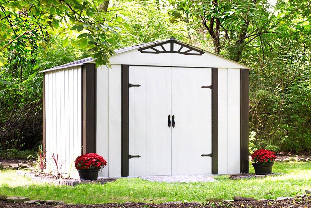 Arrow Carports And Garages : Arrow storage™ metal sheds garden storage buildings