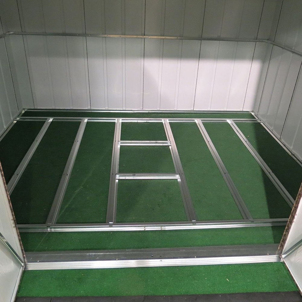 arrow storage fbsds108 floor frame kit for 10 39 x 8 39 sheds