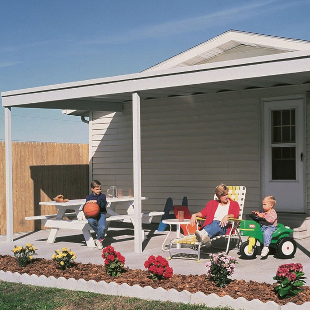 Attached Carport: Carports With Storage Attached Photo