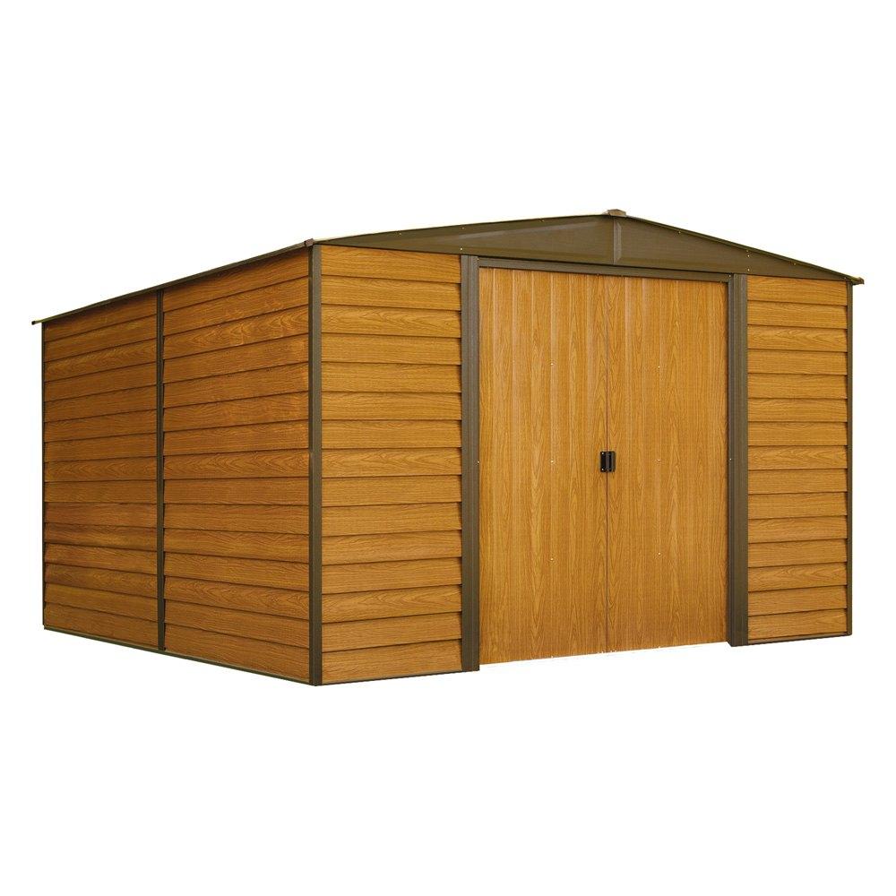 Arrow Storage 174 Wr1012 10 X 12 Woodridge Shed