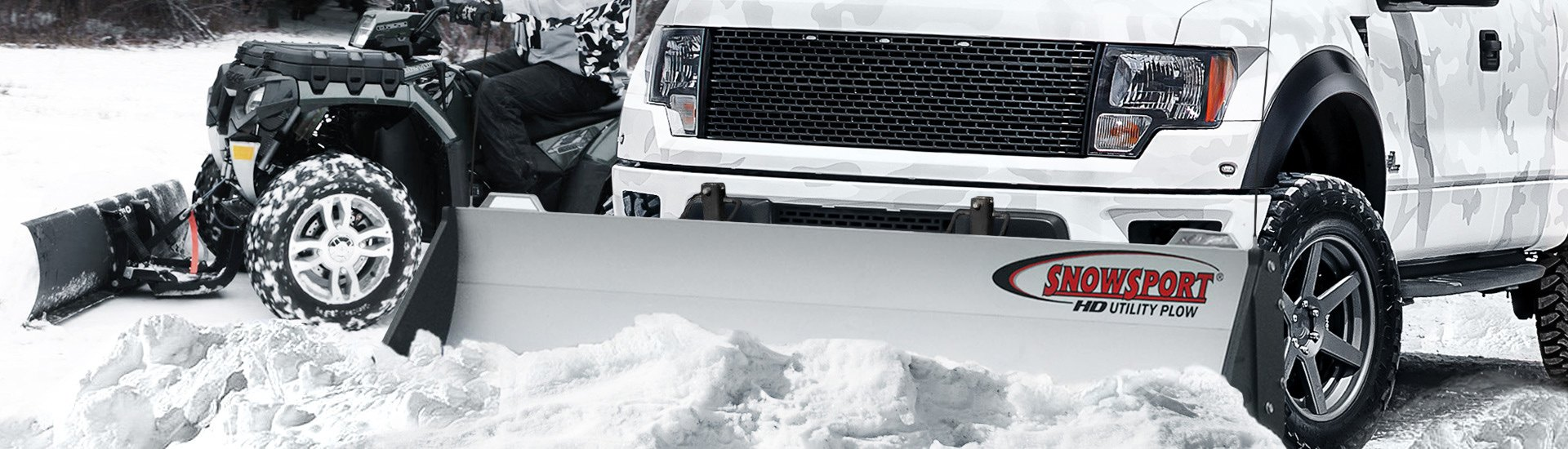 An Affordable Snow Plow For Those Who Need It