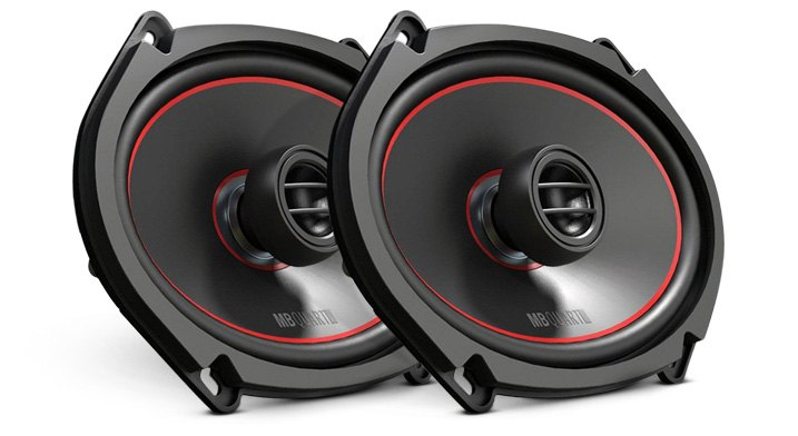 2-Way Automotive Speakers