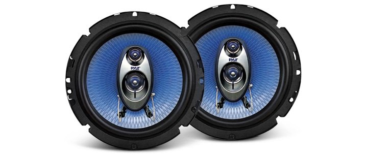 3-Way Automotive Speakers
