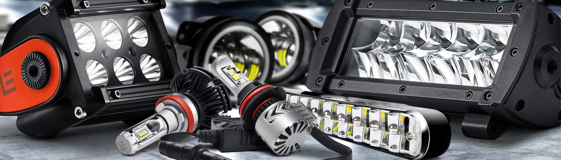 Automotive LED Lighting Explained
