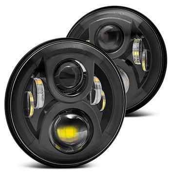 Lumen 7-Inch LED For Lights Set