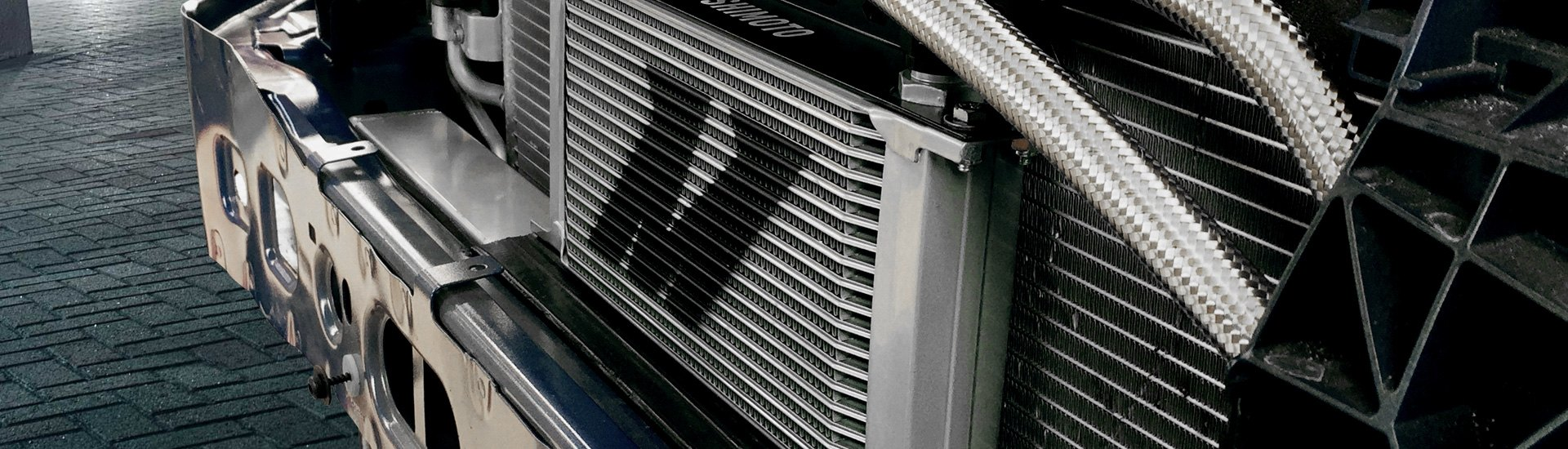 Auxiliary Oil Coolers Keep Engine Oil Temperature Under Control