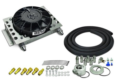 Derale Performance Remote Mount Oil Cooler Kit