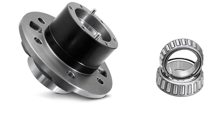 Axle Hub Bearings