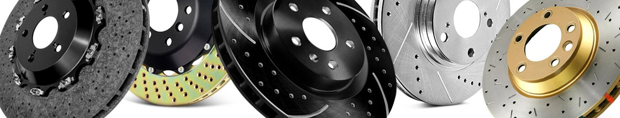 Performance Brake Rotors Gallery