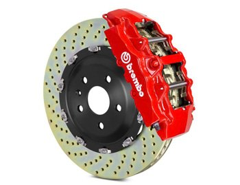 Drilled Disc Brake Rotor