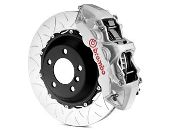 Slotted Disc Brake Rotor