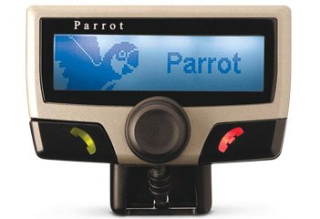 Parrot Bluetooth Hands-Free Car Kit With LCD