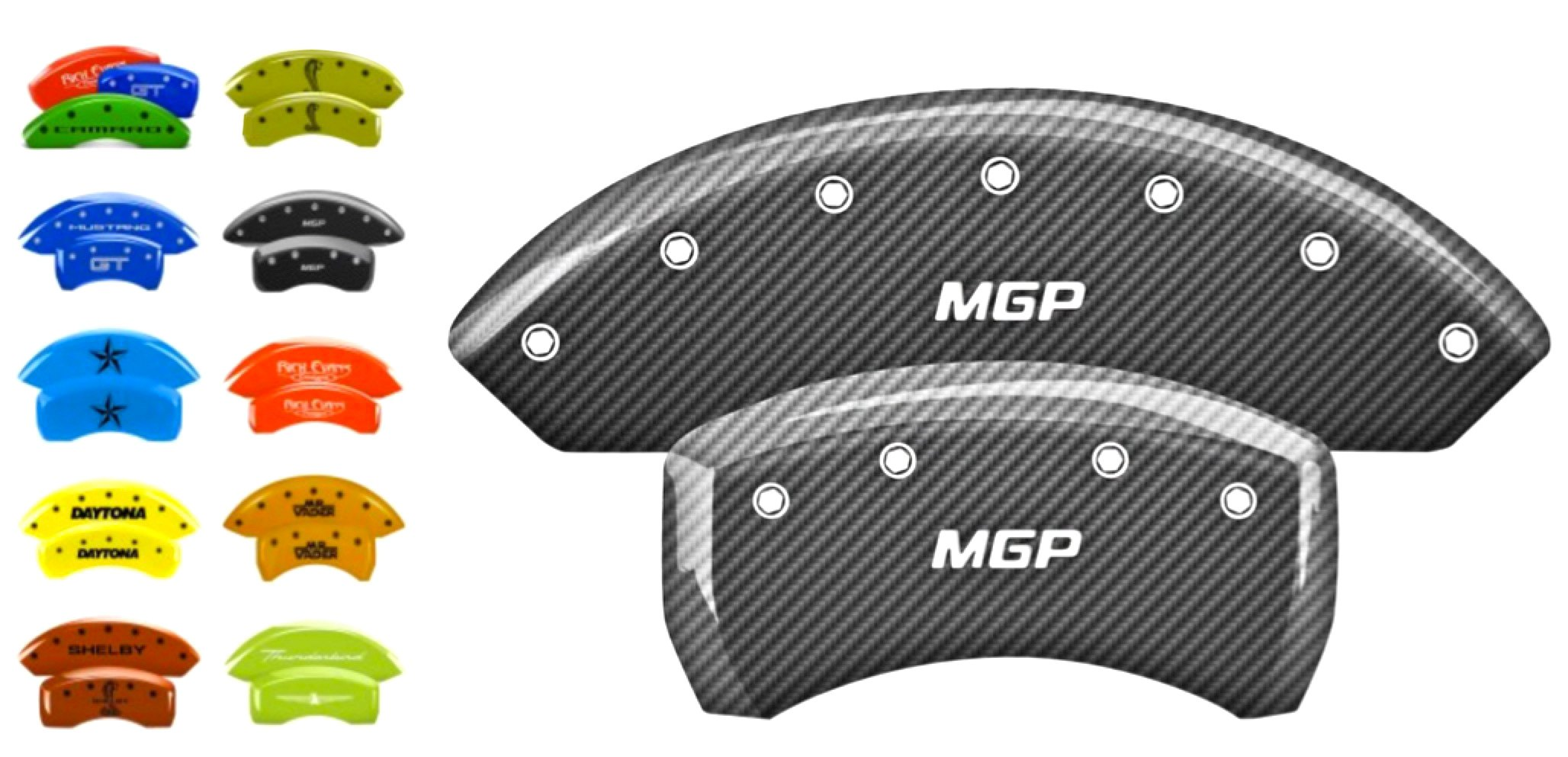 MGP Caliper Covers In Custom Colors