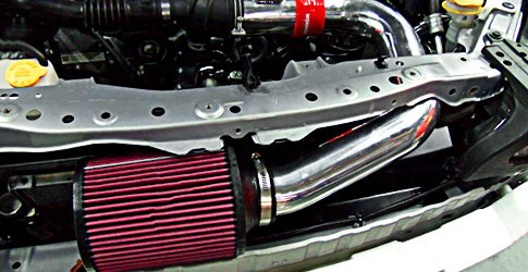 Aftermarket Intake That Draws Cooler Air From Outside
