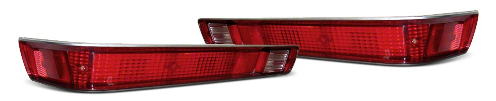 Set Of Tail Lights By Goodmark