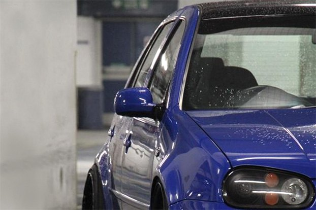Recently Detailed Volkswagen Golf Mk4