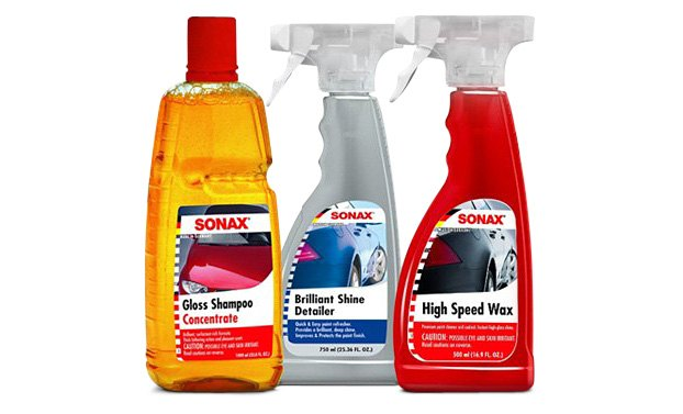 Sonax Quick Detail Kit