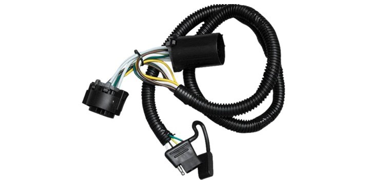 trailer wiring harness 2001 chevy truck connect your car lights to your trailer lights the easy way truck trailer wiring harness #12