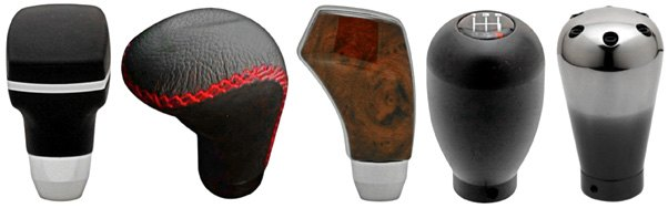Custom Shift Knobs From Pilot