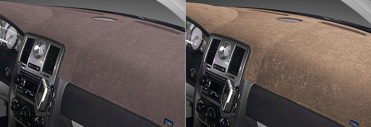 Perforated/Non-Perforated Dash Designs Dash Covers